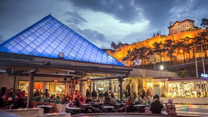 Bursa'da nerede kalınır Nilüfer otelleri