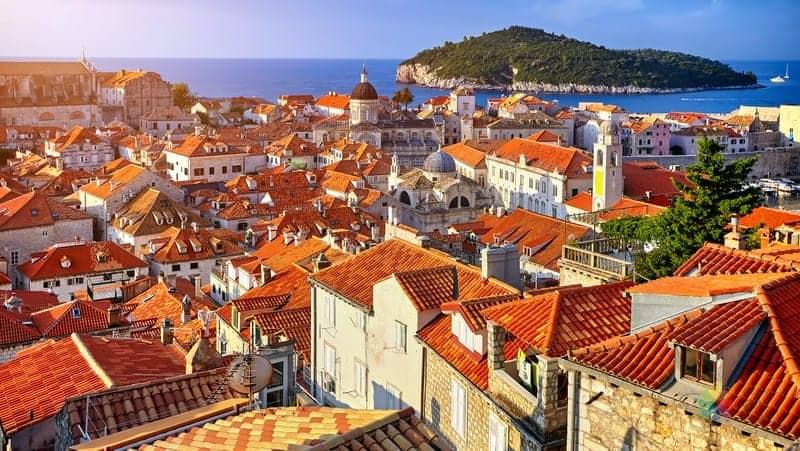 Dubrovnik'te nerede kalınır şehir merkezi eski şehir