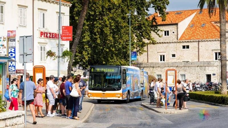 Dubrovnik havaalanı şehir merkezi arası ulaşım