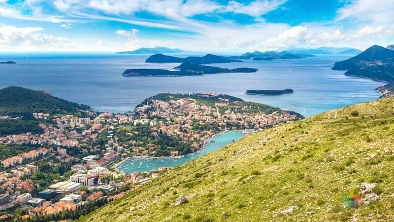 Dubrovnik'te nerede kalınır tatil köyleri lapad