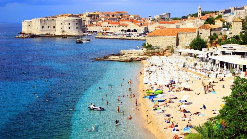 Dubrovnik konaklama ploce otelleri