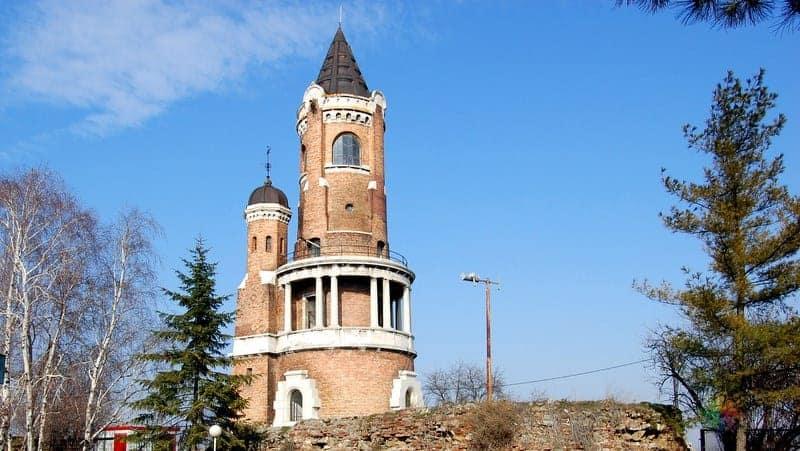 gardos tower Belgrad gezilecek yerler