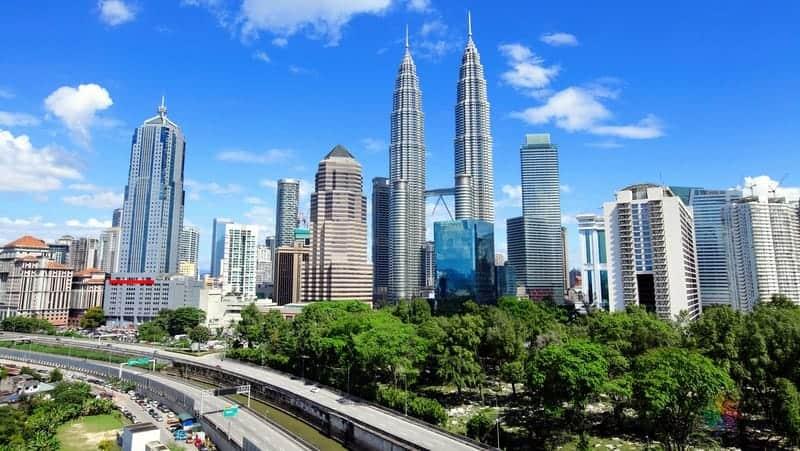 Kuala Lumpur'da nerede kalınır klcc otelleri