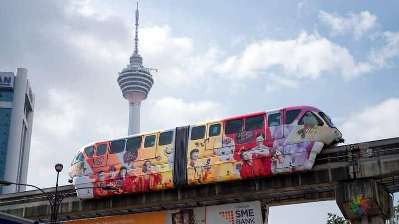 Kuala Lumpur konaklama havaalanı şehir merkezi ulaşım