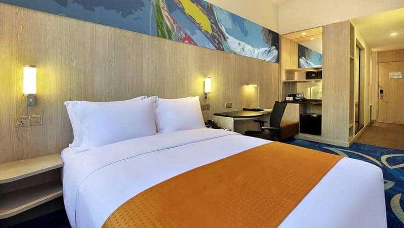 kuala lumpur şehir merkezi otel önerisi tavsiye