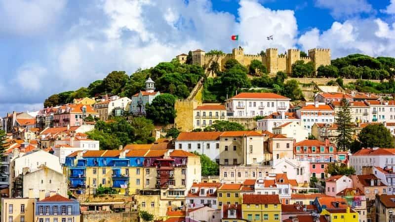 Lizbon'da nerede kalınır Alfama otelleri