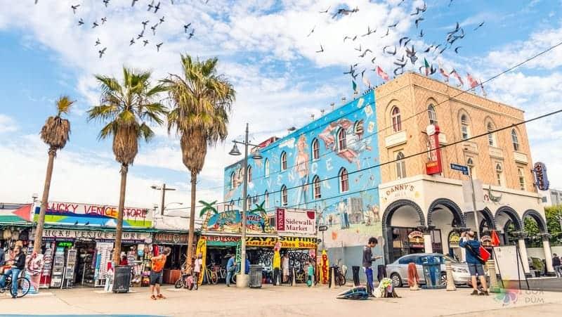 Venice Beach otelleri los angeles konaklama