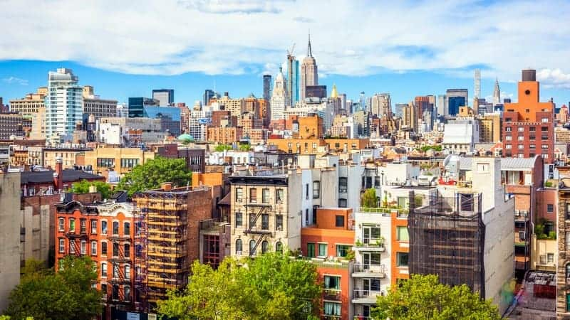 New York'ta nerede kalınır Lower East Side