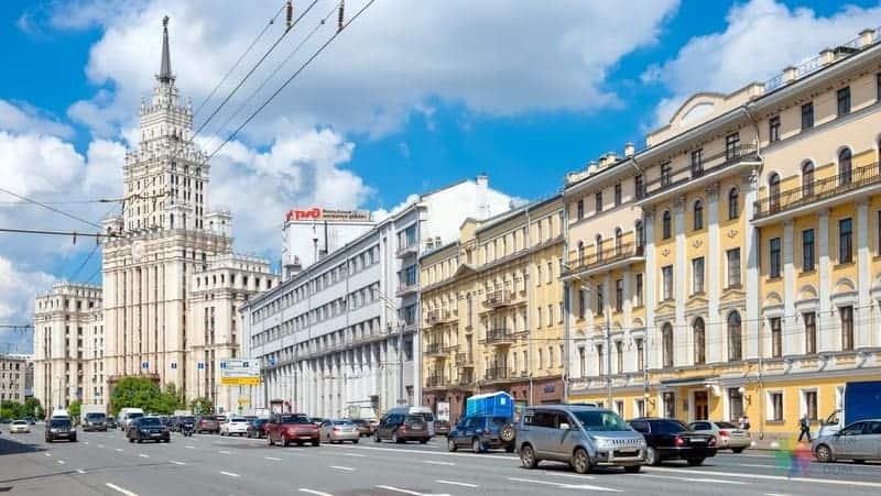 Moskova konaklama Basmanny otelleri