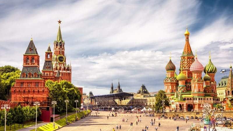 Moskova'da nerede kalınır rehberi
