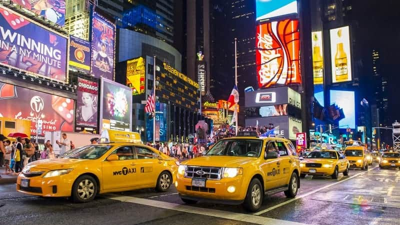 New York konaklama şehir içi ve havaalanı ulaşımı