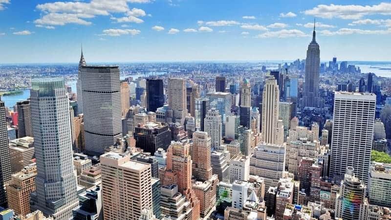 New York konaklama rehberş