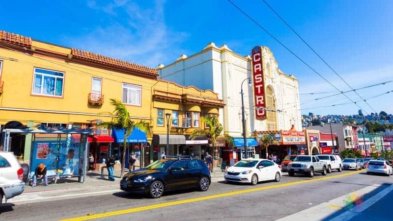 San Francisco'da nerede kalınır Castro otelleri