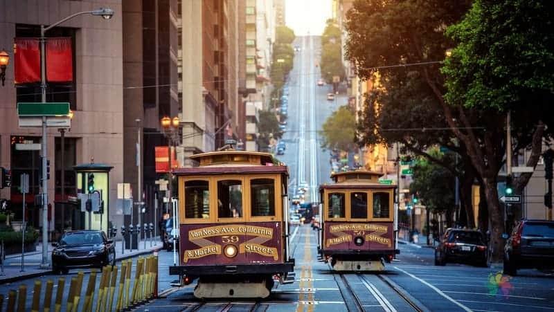 San Francisco konaklama şehir içi ulaşım