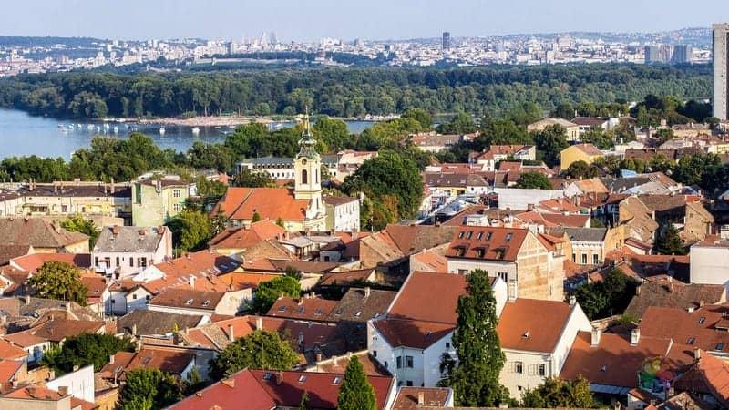 Belgrad görülecek şeyler zemun bölgesi