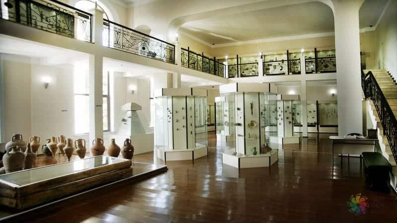 batum'da gezilecek yerler arkeoloji müzesi