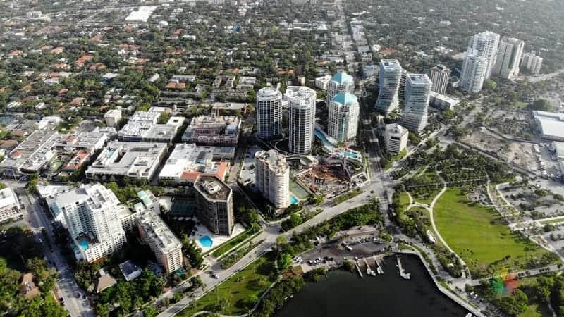 Miami'de nerede kalınır Coconut Grove