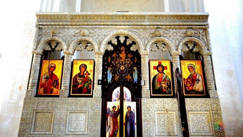 Ermeni Apostolik Kilisesi batum gezi rehberi