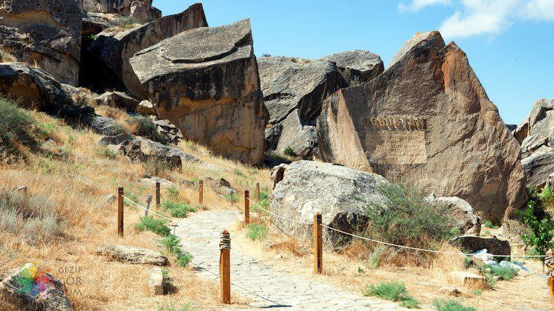 Bakü Kobustan Millî Parkı