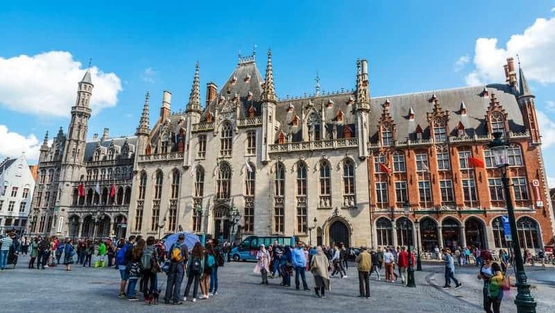 Historium Brugge brugge gezilecek yerler