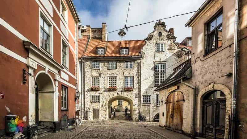 Riga İsveç Kapısı