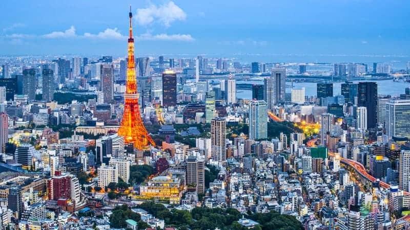 Tokyo'da nerede kalınır Roppongi otelleri