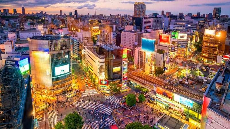 Tokyo'da nerede kalınır Shibuya otelleri