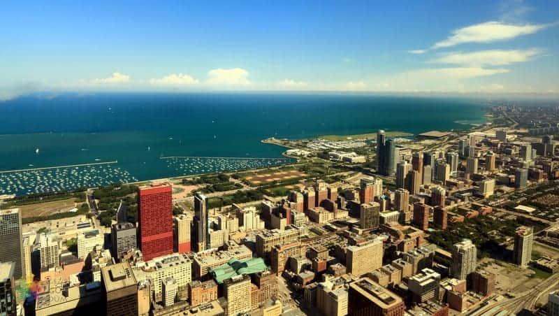 South Side Şikago'da nerede kalmalı, Şikago'da konaklama