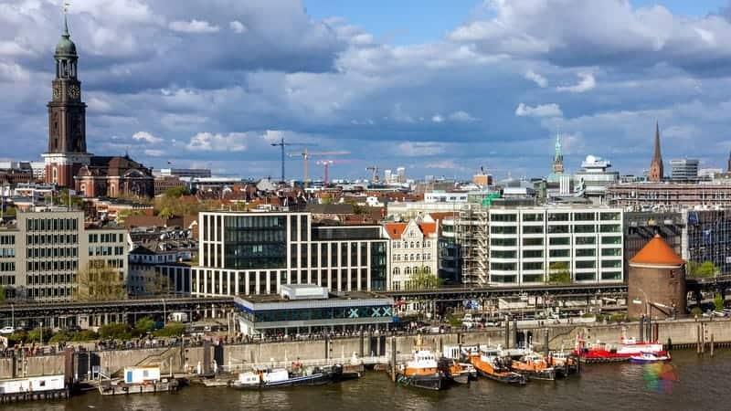 Altona Hamburg'da nerede kalınır