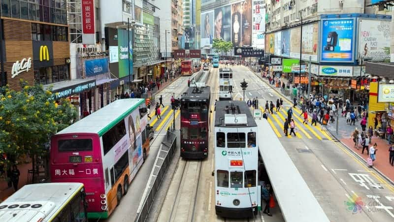 Hong Kong'da nerede kalınır ulaşım seçenekleri