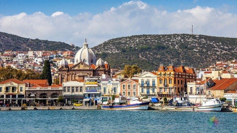 Midilli'de nerede kalınır Mytilene