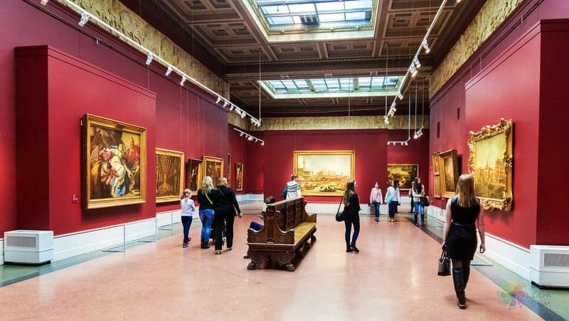 moskova seyahati Pushkin Museum
