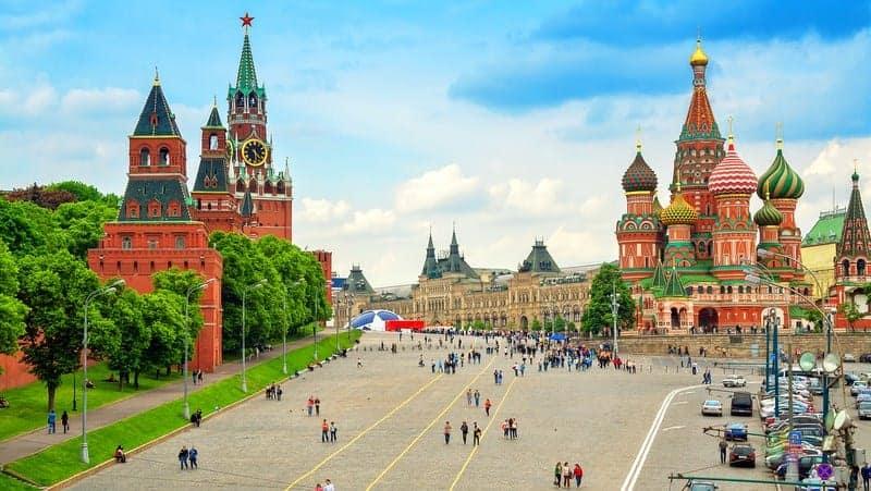 Kızıl Meydan moskova gezilecek yerler