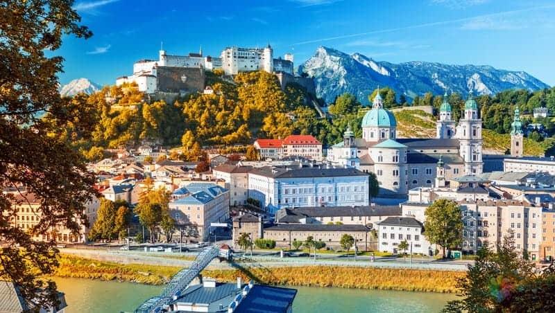 Salzburg konaklama rehberi