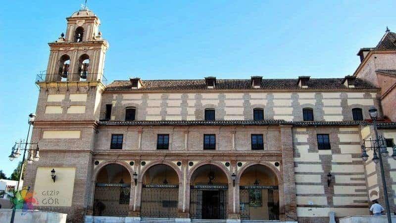 Malaga Basilica Nuestra Senora de la Victoria