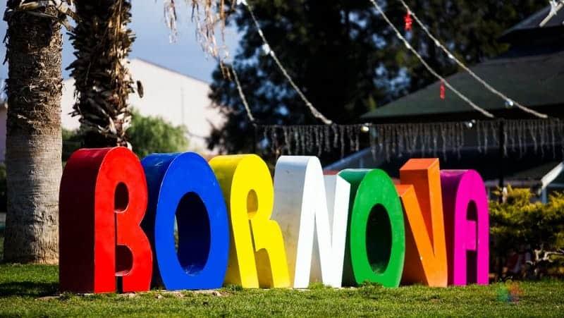 izmir'de nerede kalınır Bornova otelleri