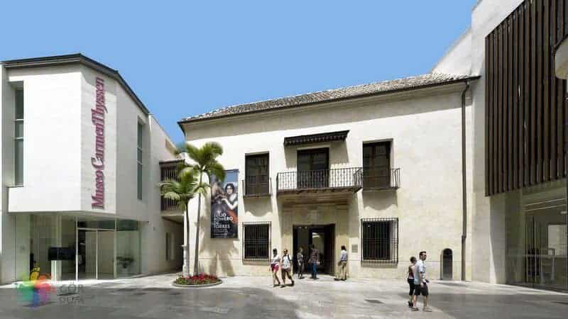 Malaga Carmen Thyssen Museum