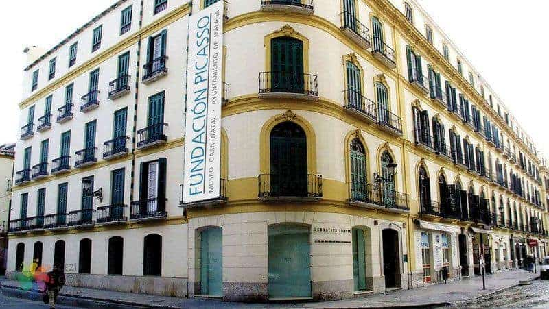Malaga Fundacion Picasso