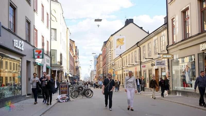 Stockholm'de konaklama Sodermalm