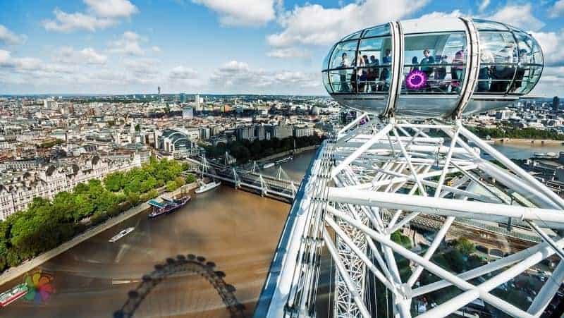 Londra'da yapılacak şeyler