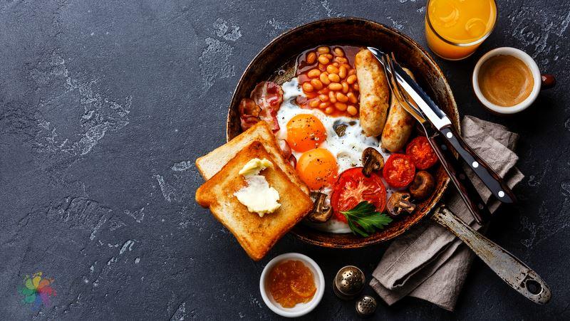 Londra'da ne yenir, yöresel ingiliz yemekleri