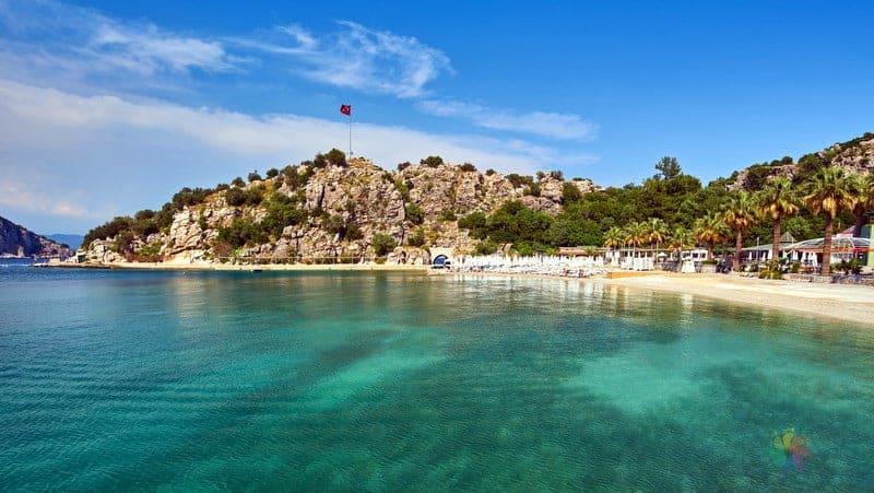 Marmaris'te nerede kalınır Turunç Otelleri