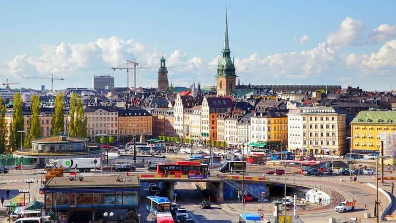 Stockholm'de nerede kalınır konaklama yapılacak yerler