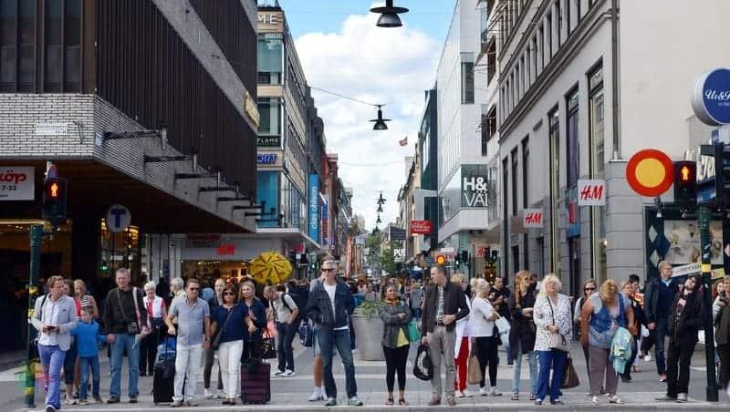 Norrmalm Stockholm'de nerede kalınır