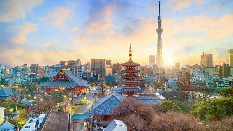 tokyo gezilecek yerler blog