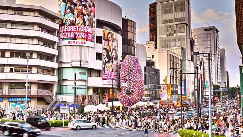 Harajuku tokyo'da görülecek yerler
