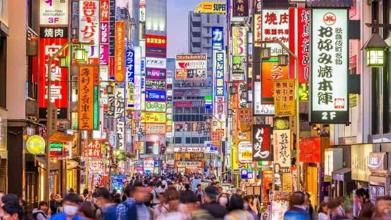 Kabukicho tokyo'da görülecek yerler