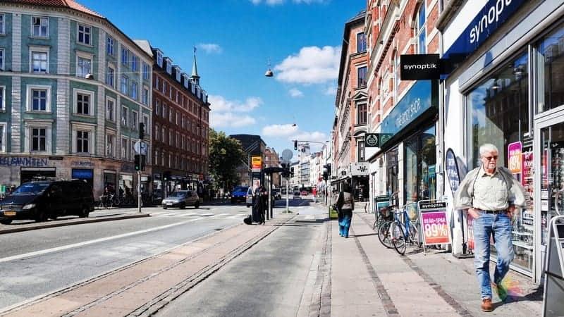 Kopenhag konaklama vesterbro