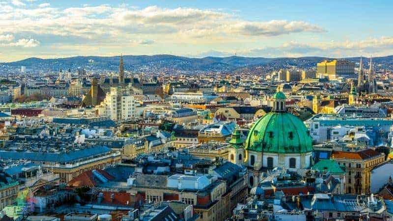Viyana gezi rehberi blog
