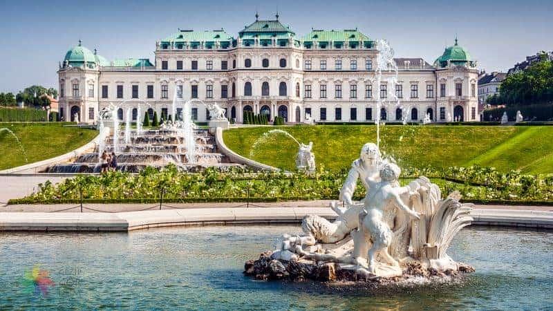 Viyana gezisi blog